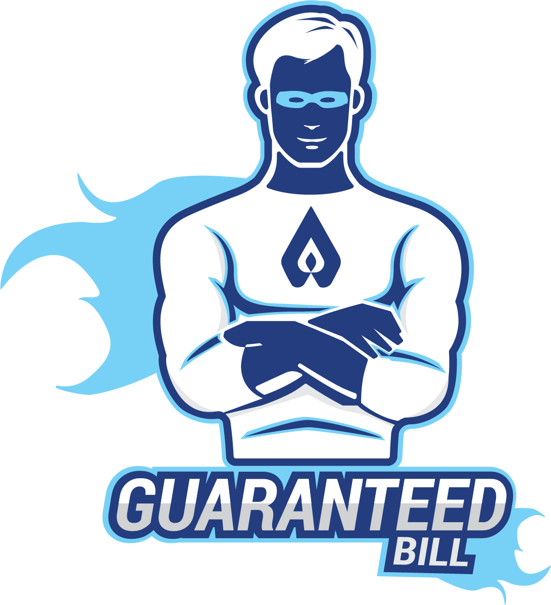Guaranteed Bill Pay Seal Image